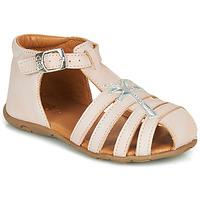 Čevlji  Deklice Sandali & Odprti čevlji GBB ANAYA Rožnata