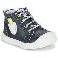 Čevlji  Dečki Visoke superge GBB GREGOR Modra