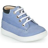 Čevlji  Dečki Visoke superge GBB NORMAN Modra