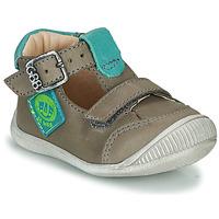 Čevlji  Dečki Sandali & Odprti čevlji GBB BOLINA Siva