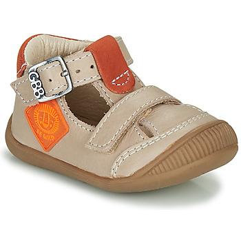Čevlji  Dečki Sandali & Odprti čevlji GBB BOLINA Bež / Oranžna