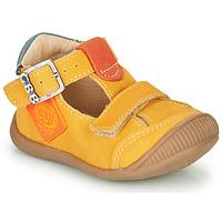 Čevlji  Dečki Sandali & Odprti čevlji GBB BOLINA Rumena