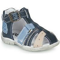 Čevlji  Dečki Sandali & Odprti čevlji GBB BYZANTE Modra