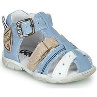 Čevlji  Dečki Sandali & Odprti čevlji GBB BYZANTE Modra / Siva