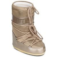 Čevlji  Ženske Škornji za sneg Moon Boot MOON BOOT GLANCE Platyna