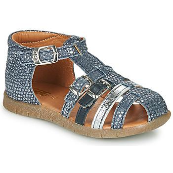 Čevlji  Deklice Sandali & Odprti čevlji GBB PERLE Modra