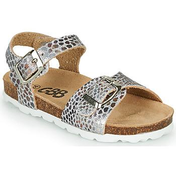 Čevlji  Deklice Sandali & Odprti čevlji GBB PIPPA Srebrna