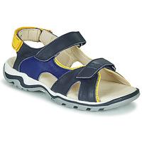 Čevlji  Dečki Sandali & Odprti čevlji GBB DIMOU Modra
