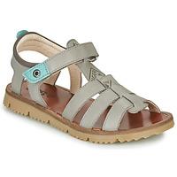 Čevlji  Dečki Sandali & Odprti čevlji GBB PATHE Siva / Modra