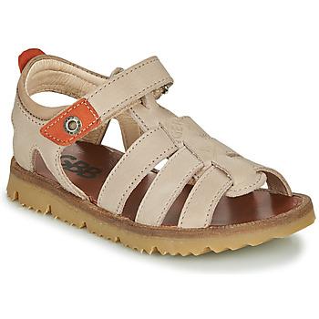 Čevlji  Dečki Sandali & Odprti čevlji GBB PATHE Bež
