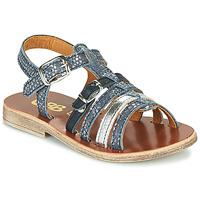 Čevlji  Deklice Sandali & Odprti čevlji GBB BANGKOK Modra