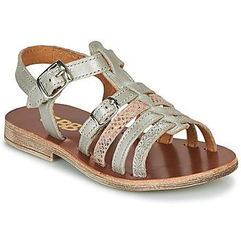 Čevlji  Deklice Sandali & Odprti čevlji GBB BANGKOK Bež