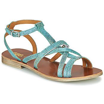 Čevlji  Deklice Sandali & Odprti čevlji GBB JULIA Modra