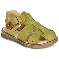 Čevlji  Dečki Sandali & Odprti čevlji GBB JAMIK Zelena
