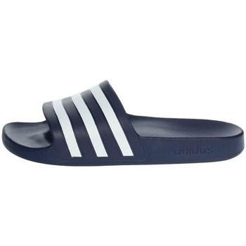 Čevlji  Moški Natikači adidas Originals Adilette Aqua Slides Mornarsko modra