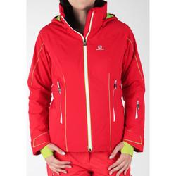 Oblačila Ženske Vetrovke Salomon Whitecliff GTX 374720 red