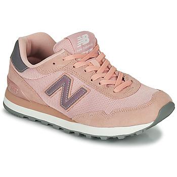 Čevlji  Ženske Nizke superge New Balance WL515GBP-B Rožnata