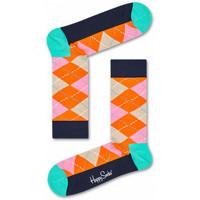 Tekstilni dodatki Moški Nogavice Happy Socks Argyle sock Večbarvna
