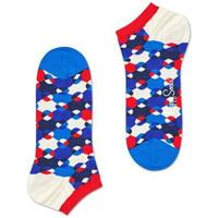 Tekstilni dodatki Nogavice Happy Socks Diamond dot low sock Večbarvna