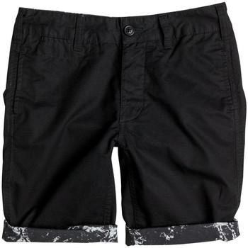 Oblačila Otroci Kratke hlače & Bermuda DC Shoes Beadnell by 18 b Črna