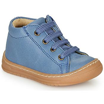Čevlji  Dečki Visoke superge GBB HIPOTE Modra