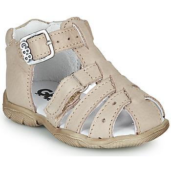 Čevlji  Dečki Sandali & Odprti čevlji GBB ARIGO Bela