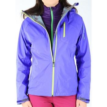Oblačila Ženske Jakne Salomon Quest Hike Trip 3 IN 1 W Vijolična