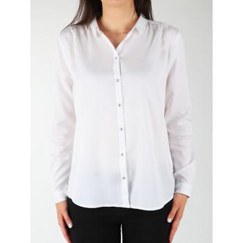 Oblačila Ženske Srajce & Bluze Wrangler L/S Relaxed Shirt W5190BD12 white