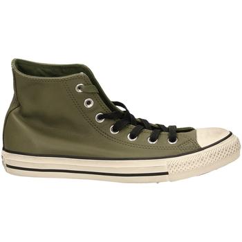 Čevlji  Moški Visoke superge All Star CTAS DISTRESSED HI fiegr-verde-militare