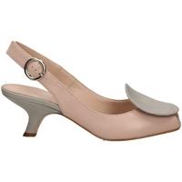 Čevlji  Ženske Sandali & Odprti čevlji Mivida NAPPA light-rosa-grigio