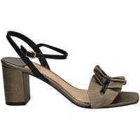 Čevlji  Ženske Sandali & Odprti čevlji The Seller BERG.WASH cfune-grigio-nero