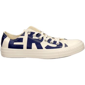 Čevlji  Moški Nizke superge All Star CTAS OX natbl-bianco-blu