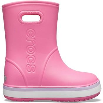 Čevlji  Otroci škornji za dež  Crocs Crocs™ Crocband Rain Boot Kid's 13