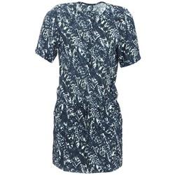 Oblačila Ženske Kratke obleke Ikks SABLE Modra