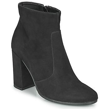 Čevlji  Ženske Gležnjarji André ELVIRA Črna