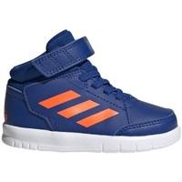 Čevlji  Otroci Visoke superge adidas Originals Altasport Mid EL I Modra