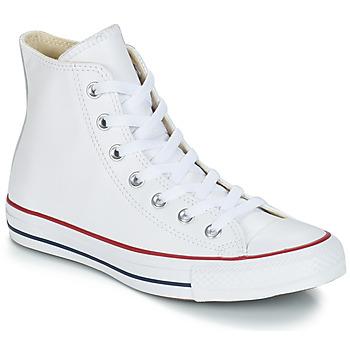 Čevlji  Visoke superge Converse Chuck Taylor All Star CORE LEATHER HI Bela
