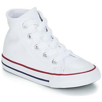 Čevlji  Otroci Visoke superge Converse CHUCK TAYLOR ALL STAR CORE HI Bela