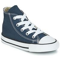 Čevlji  Otroci Visoke superge Converse CHUCK TAYLOR ALL STAR CORE HI Modra