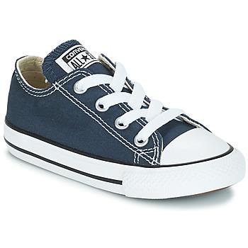 Čevlji  Otroci Nizke superge Converse CHUCK TAYLOR ALL STAR CORE OX Modra