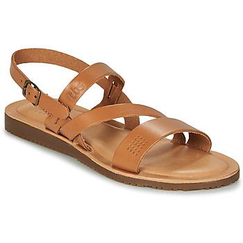 Čevlji  Ženske Sandali & Odprti čevlji TBS BEATTYS Cognac