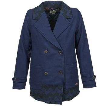 Oblačila Ženske Plašči Roxy MOONLIGHT JACKET Črna