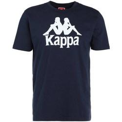 Oblačila Moški Majice s kratkimi rokavi Kappa Caspar Tshirt Mornarsko modra