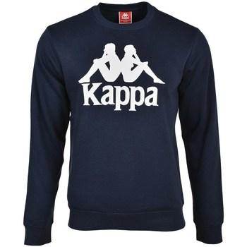 Oblačila Moški Puloverji Kappa Sertum RN Mornarsko modra