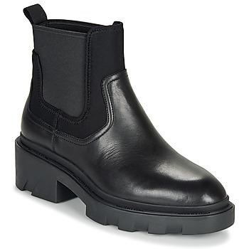 Čevlji  Ženske Gležnjarji Ash METRO Črna