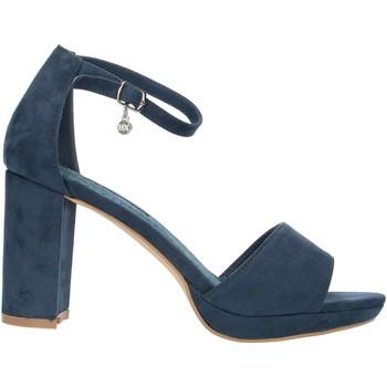 Čevlji  Ženske Sandali & Odprti čevlji Xti 35047 Petroleum blue