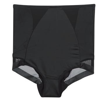 Spodnje perilo Ženske Spodnje hlačke za oblikovanje postave PLAYTEX PERFECT SILOUHETTE Črna