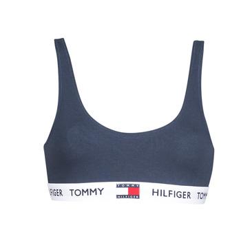 Spodnje perilo Ženske Topi Tommy Hilfiger ORGANIC COTTON Modra