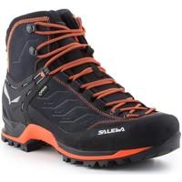 Čevlji  Moški Pohodništvo Salewa Ms Mtn Trainer Mid Gtx 63458-0985 black, orange