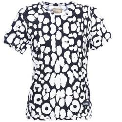 Oblačila Ženske Majice s kratkimi rokavi Eleven Paris BIRINA Črna